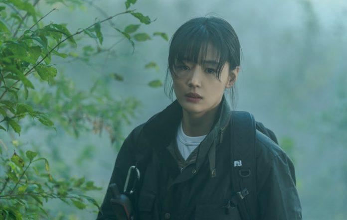 jeon ji hyun cliffhanger mount jiri tvn drama