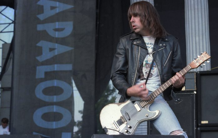 Johnny Ramone's famed guitar to go on auction