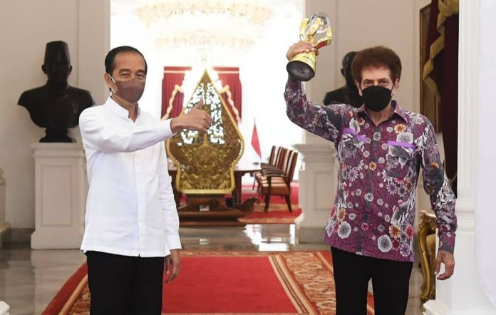 Jokowi and God Bless
