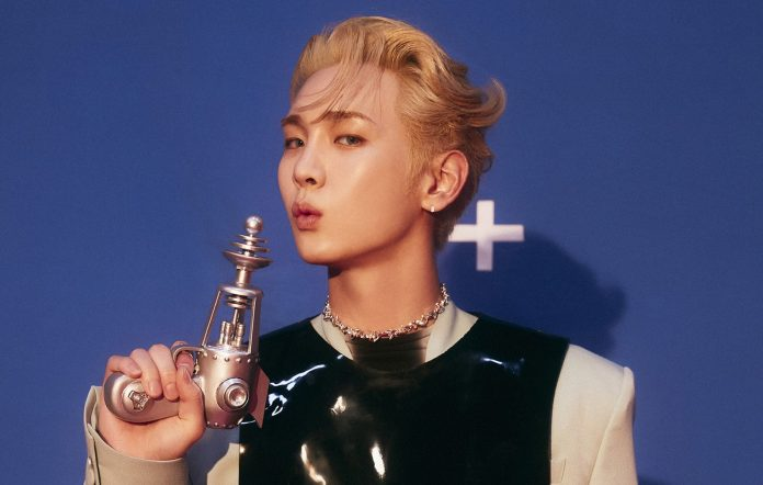 key bad love solo mini album single