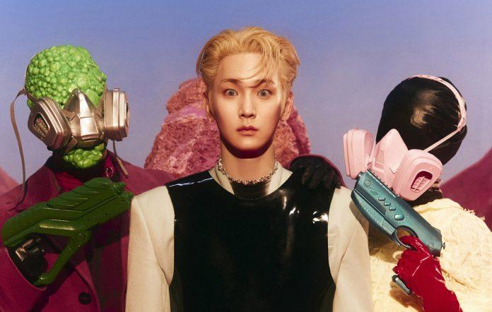 key bad love solo mini album interview become me