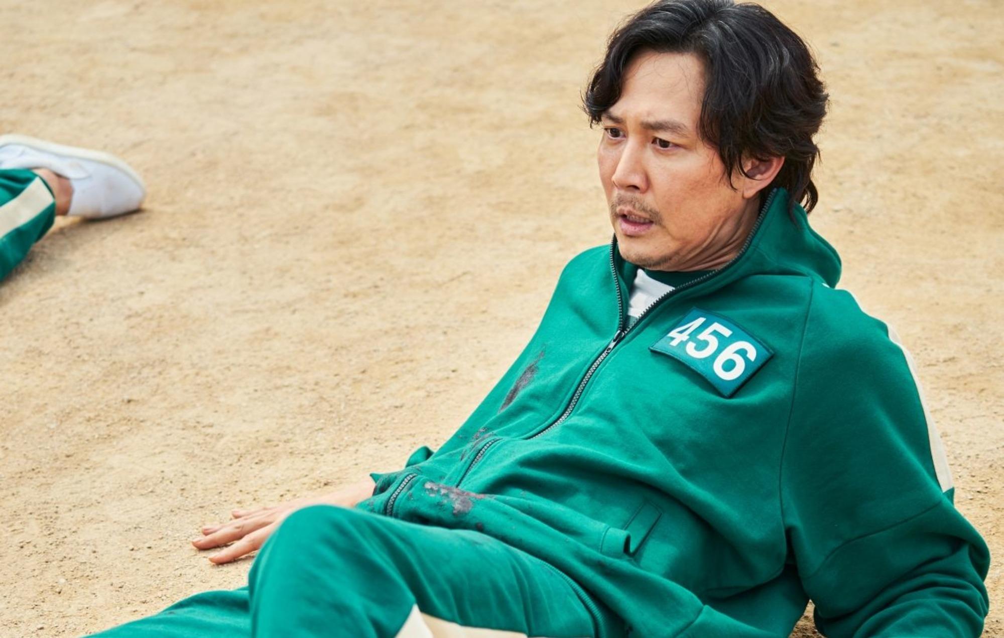 lee jung jae squid game stills netflix 20210930