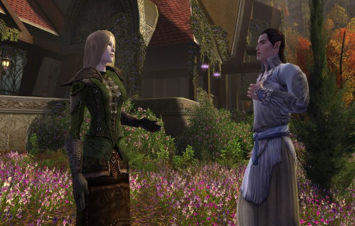 The Lord Of The Rings Online. Image credit: Standing Stone Games