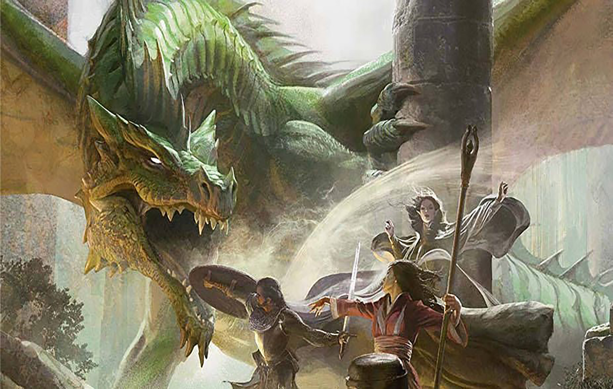 Magic: The Gathering x Dungeons and Dragons. Image Credit: Wizards Of The Coast