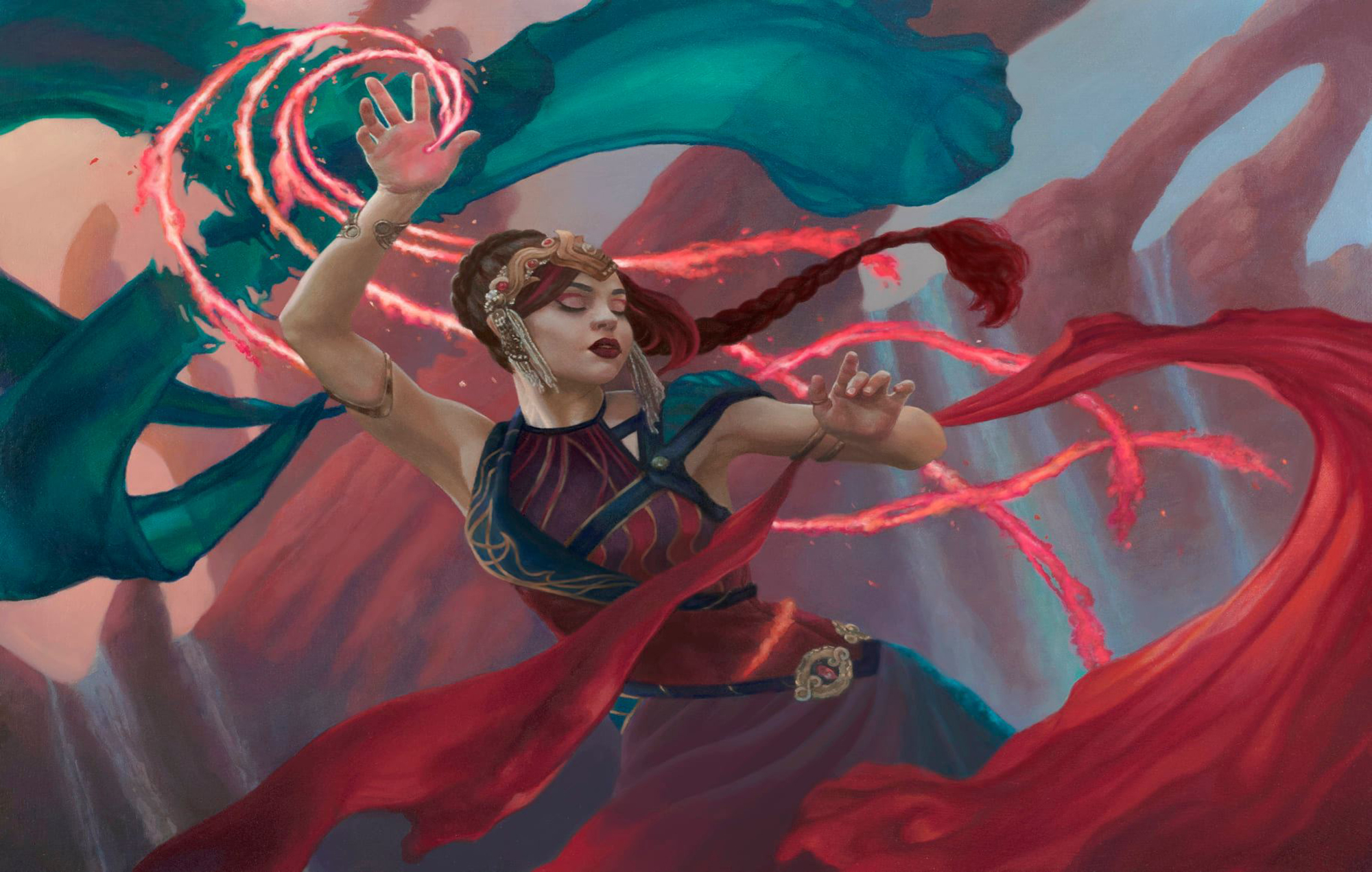 Magic: The Gathering artwork for Commander 2021. Image Credit: Wizards of the Coast
