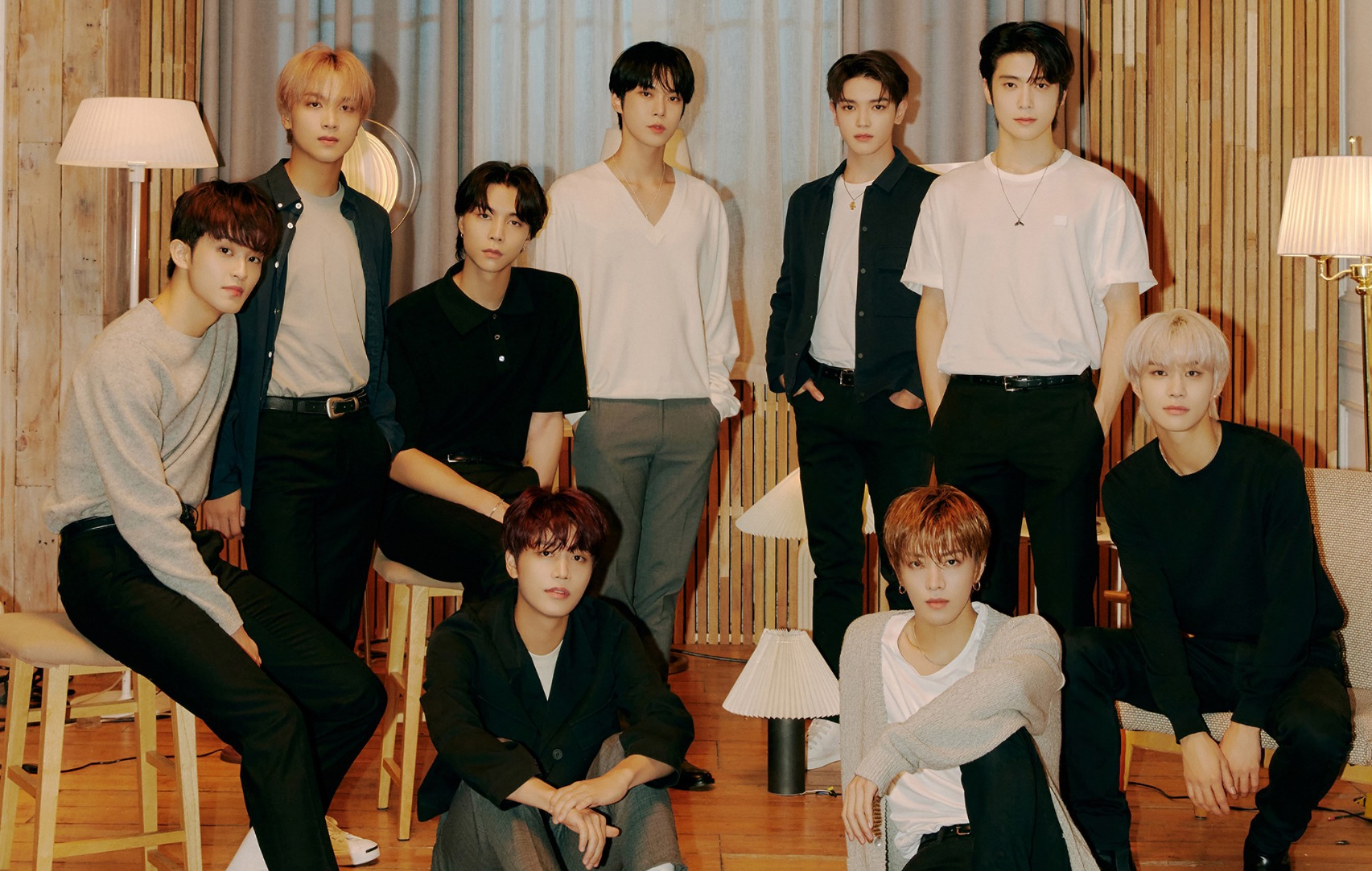 """NCT 127 talk about the """"signature flute sound"""" of new single 'Sticker'"""
