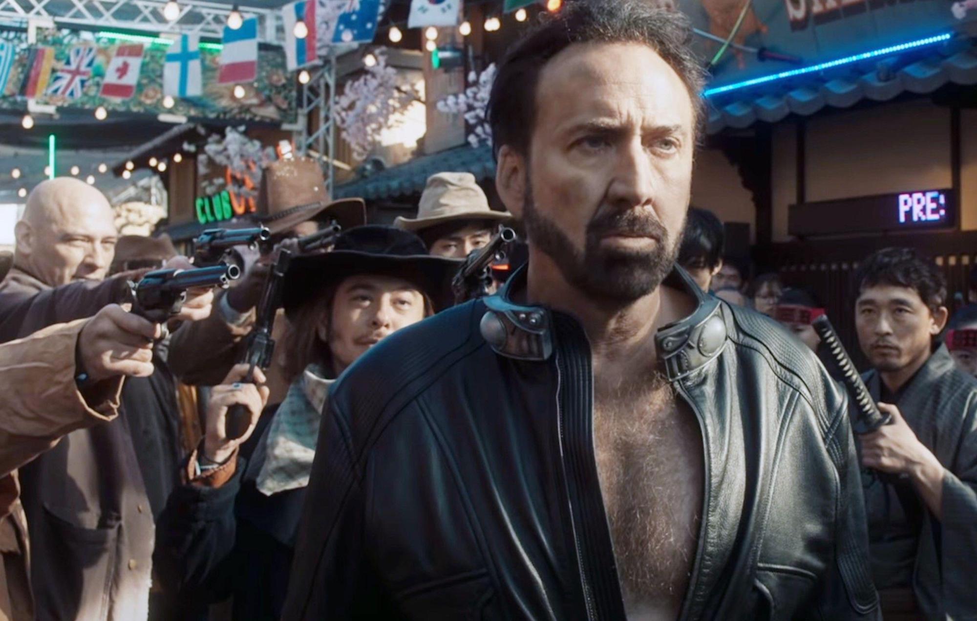 Nicolas Cage Prisoners Of The Ghostland