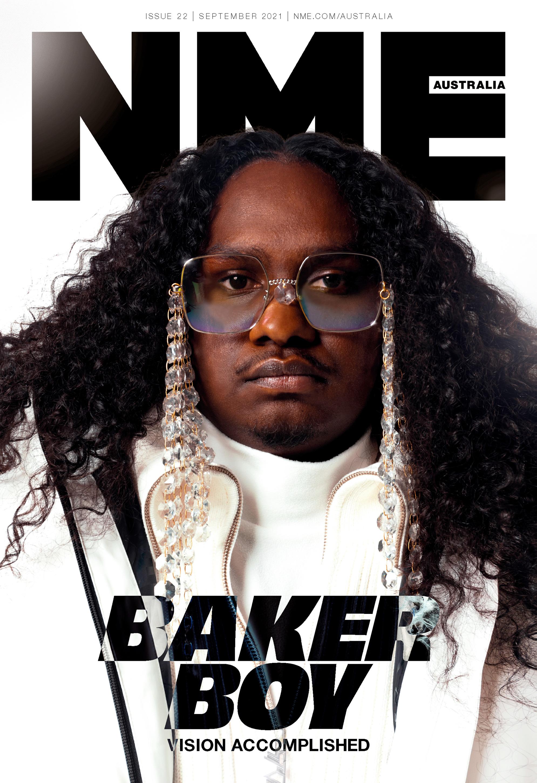 NME Australia Cover 2021 Baker Boy