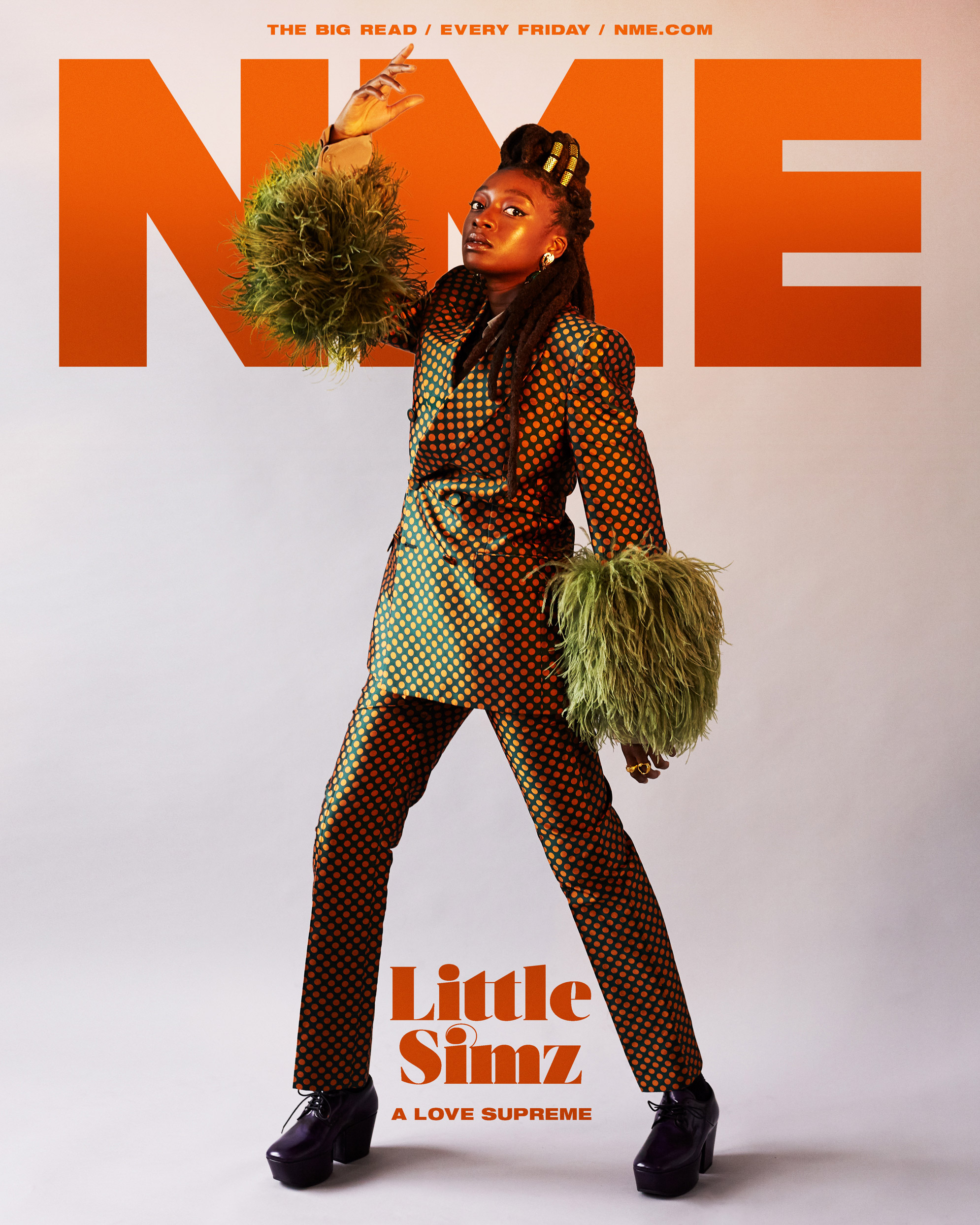 NME Cover 2021 Little Simz