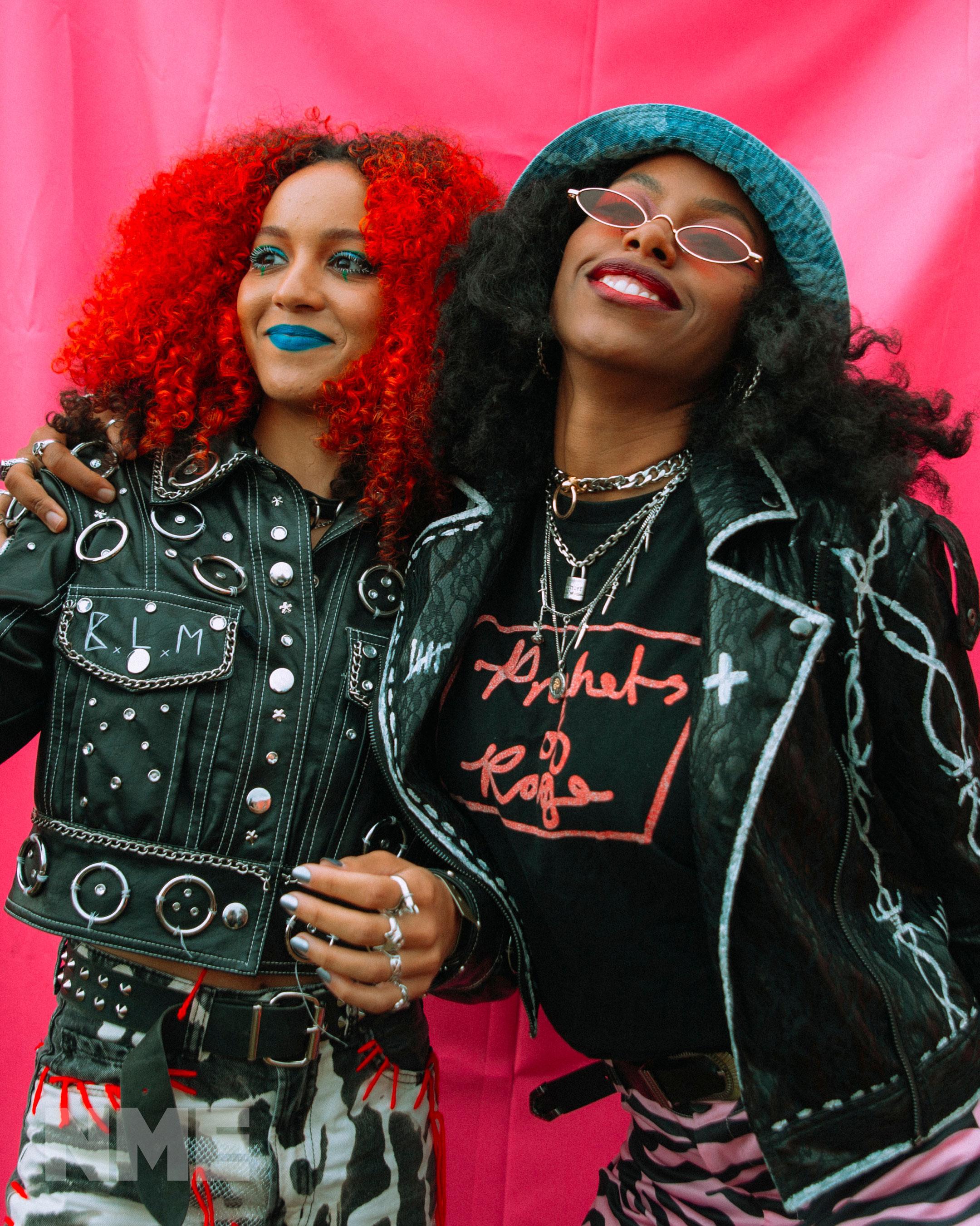 NME Cover 2021 Nova Twins