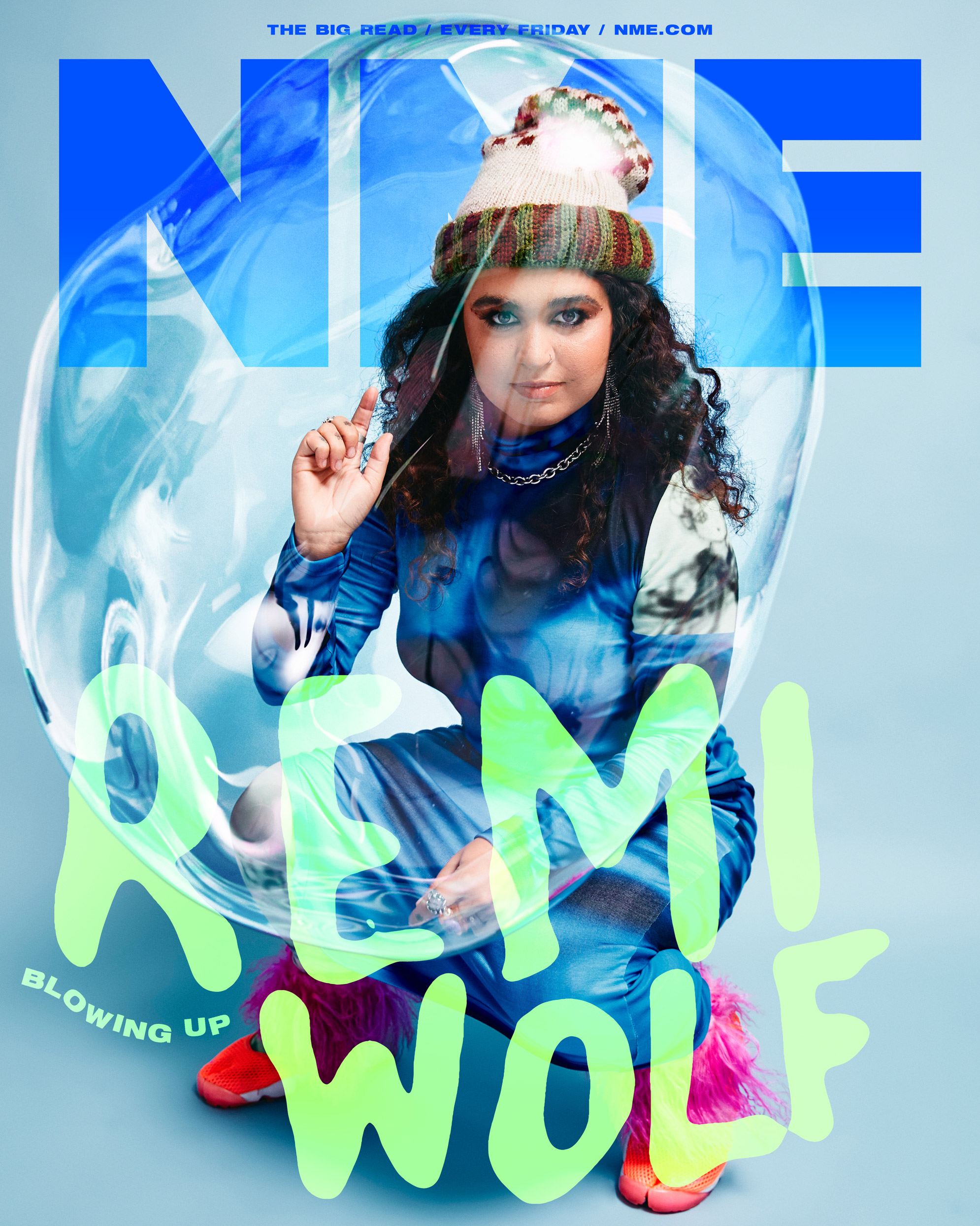 NME Cover 2021 Remi Wolf