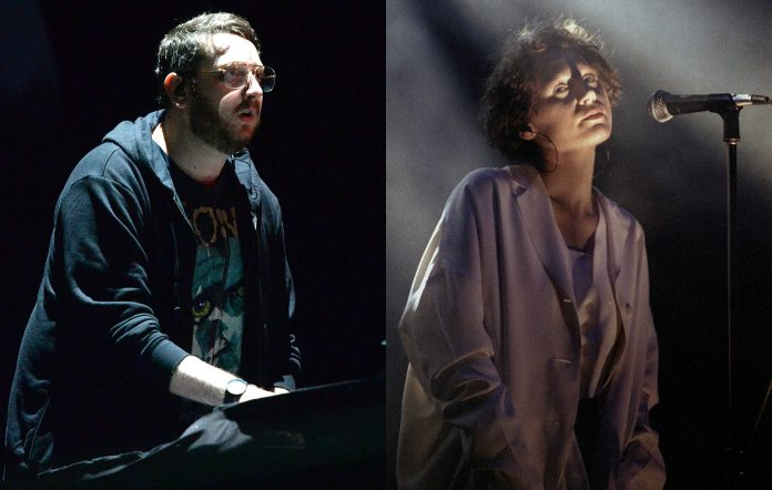 Oneohtrix Point Never and Cocteau Twins' Elizabeth Fraser