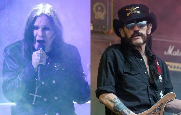 Ozzy Osbourne; Lemmy