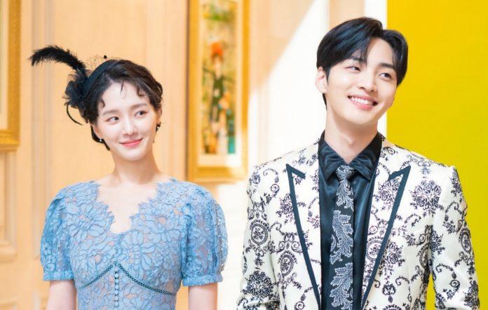 dali and cocky prince park gyu-young min min-jae