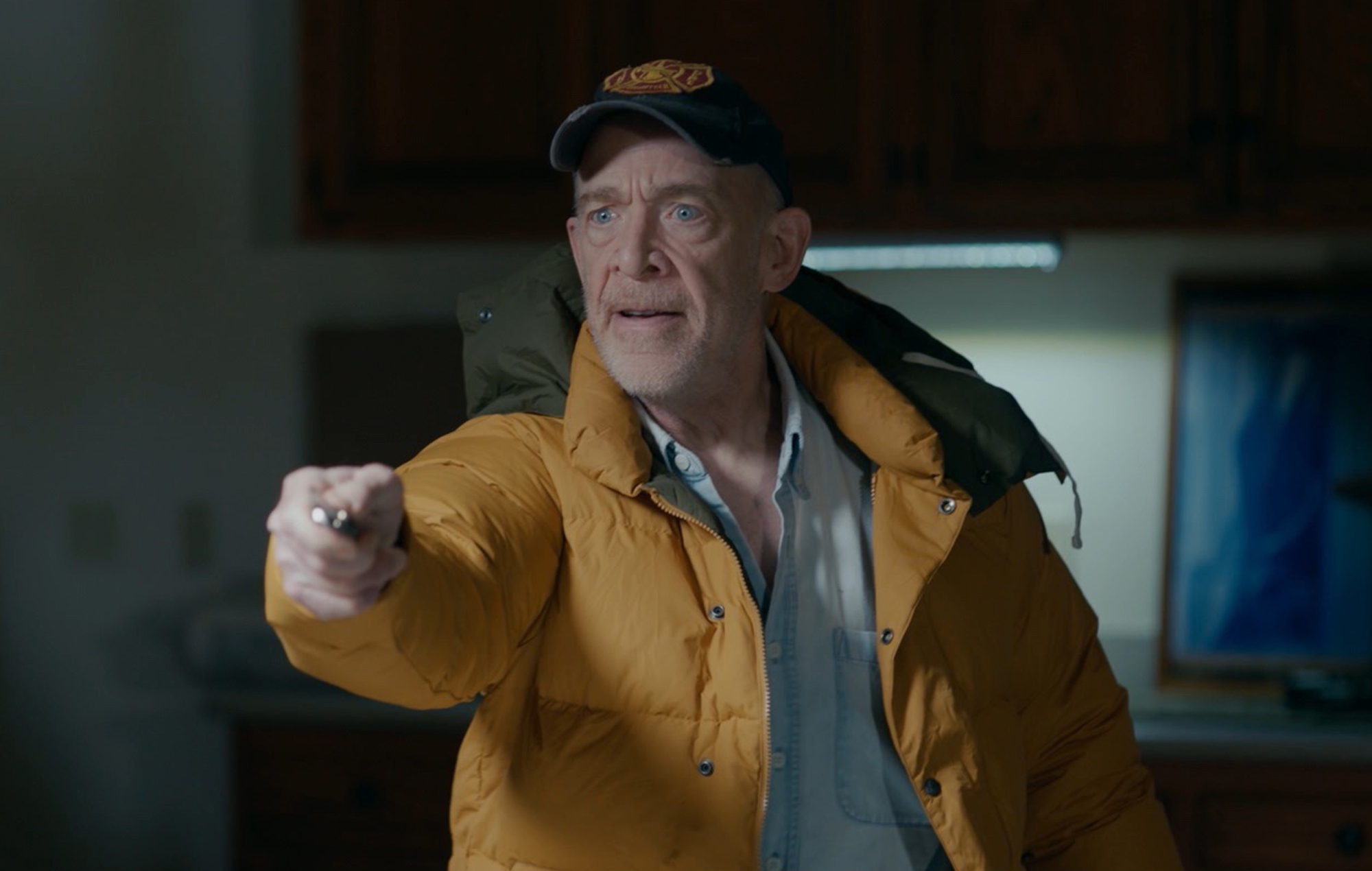 Ride the Eagle movie interview director Trent O Donnell Jake Johnson JK Simmons Susan Sarandon