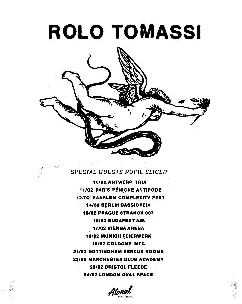 Rolo Tomassi 2022 tour