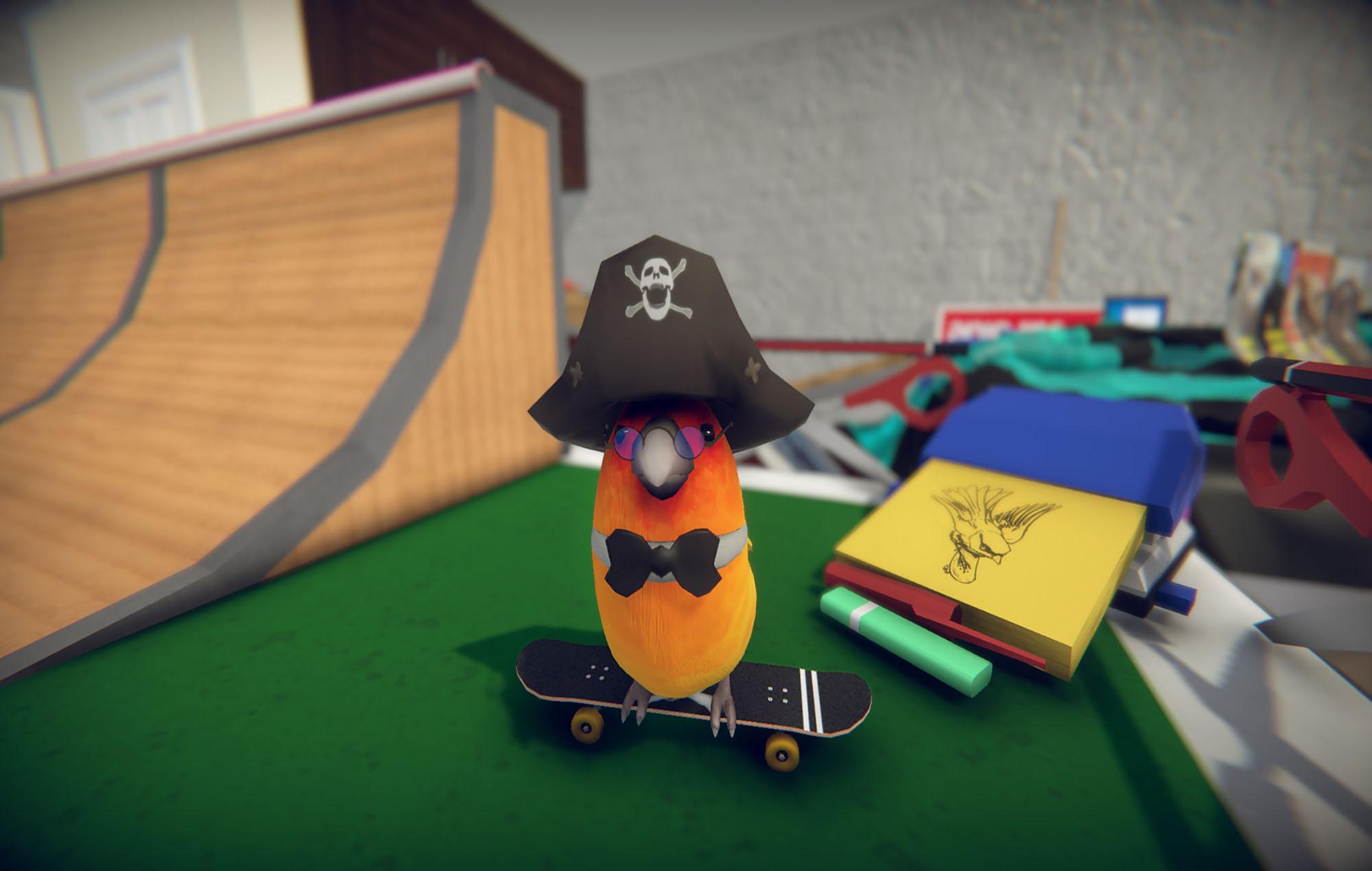 'Skatebird' brings the modern world to a genre steeped in nostalgia