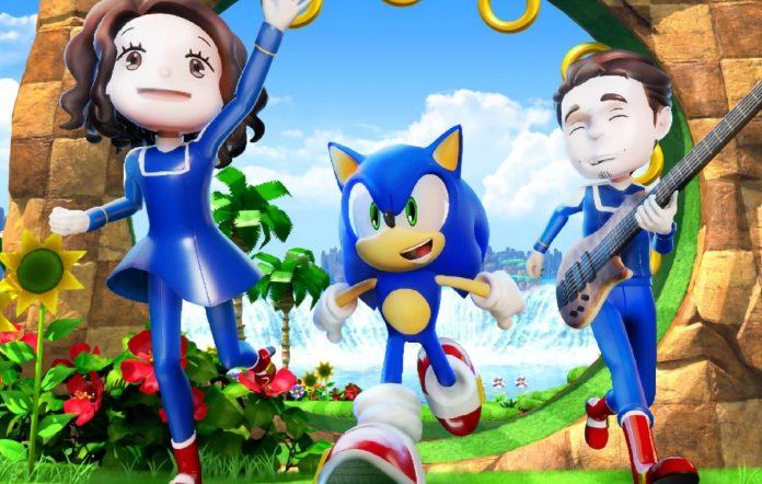 Sonic and Dreams Come True