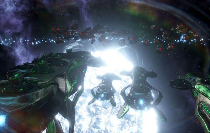 Stellaris. Image credit: Paradox Interactive