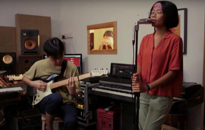Subsonic Eye perform new song 'Dijangka' for KEXP