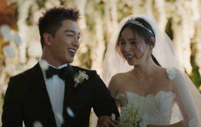 taeyang min hyo-rin baby expecting child