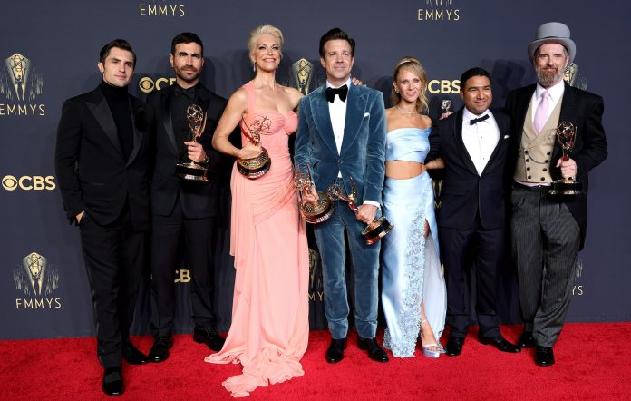 Ted Lasso Emmys 2021