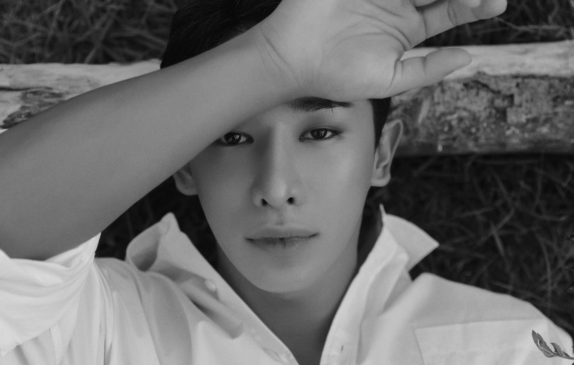 wonho blue letter interview release