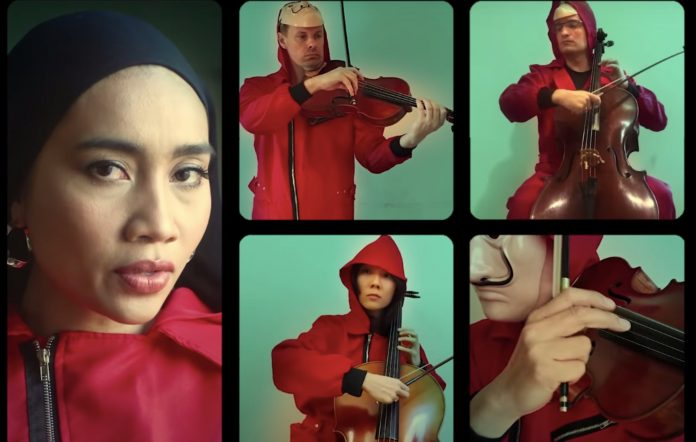 Yuna covers 'Bella Ciao' with the Malaysian Philharmonic Orchestra