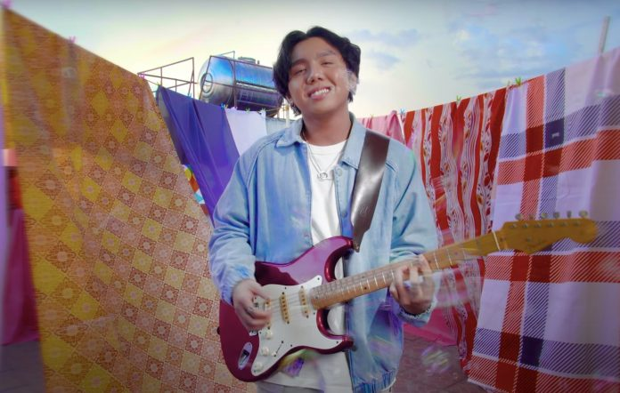 Zack Tabuldo has released a music video for 'Habang Buhay'