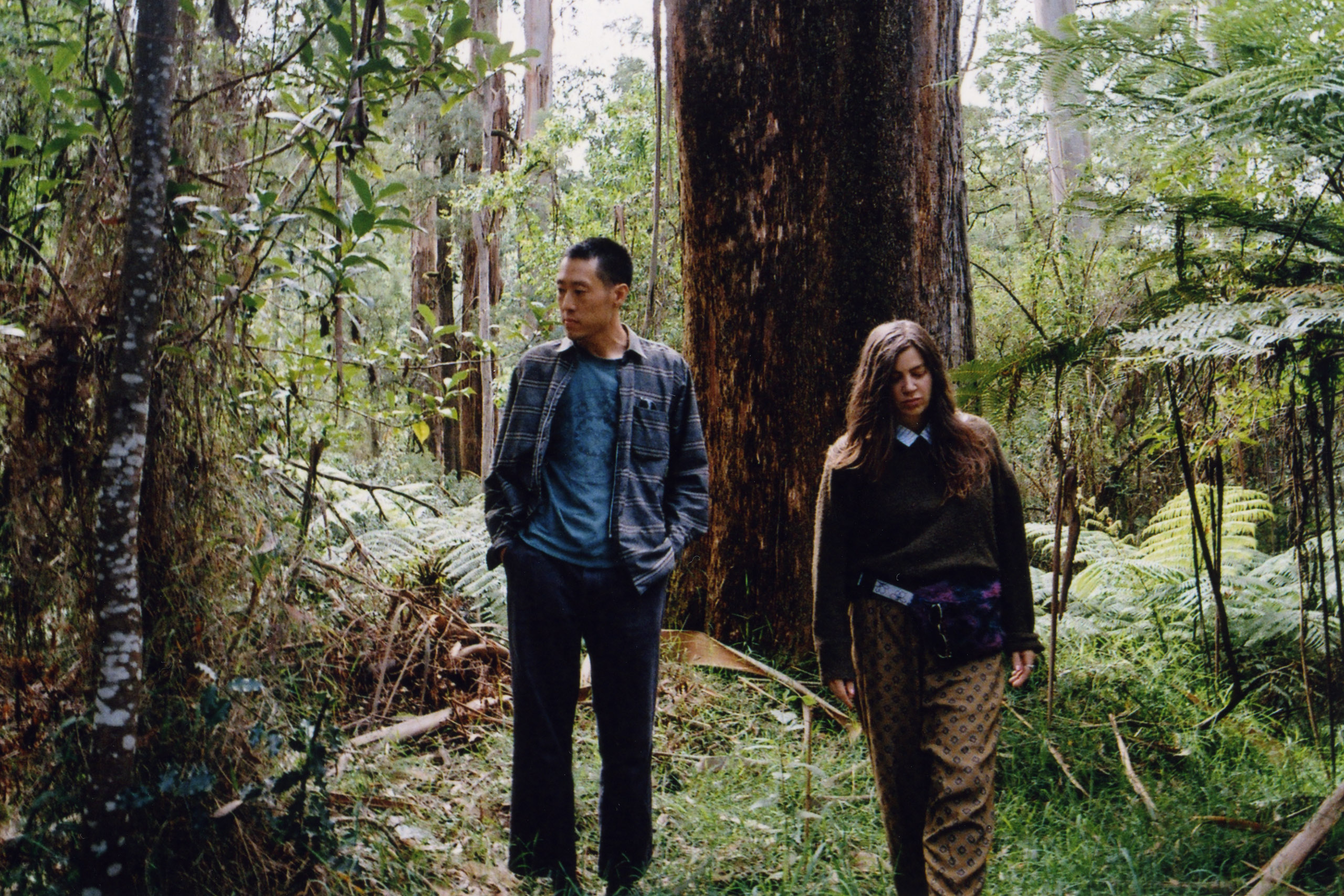 HTRK tour of Dandenongs Rhinestones Jonnine Standish Nigel Yang