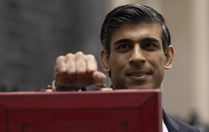 Chancellor of the Exchequer, Rishi Sunak