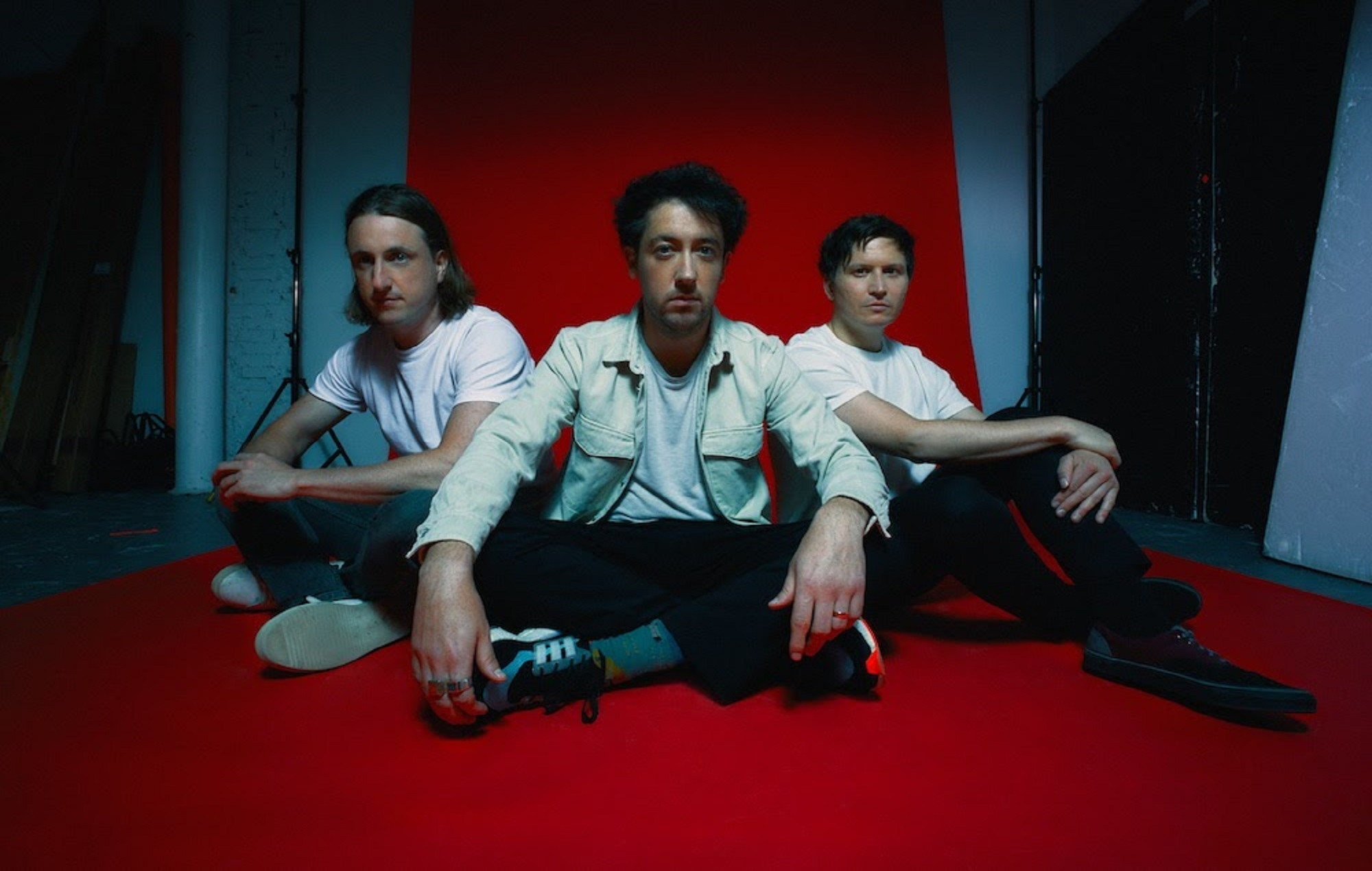 The Wombats share frenetic new single 'Ready For The High'