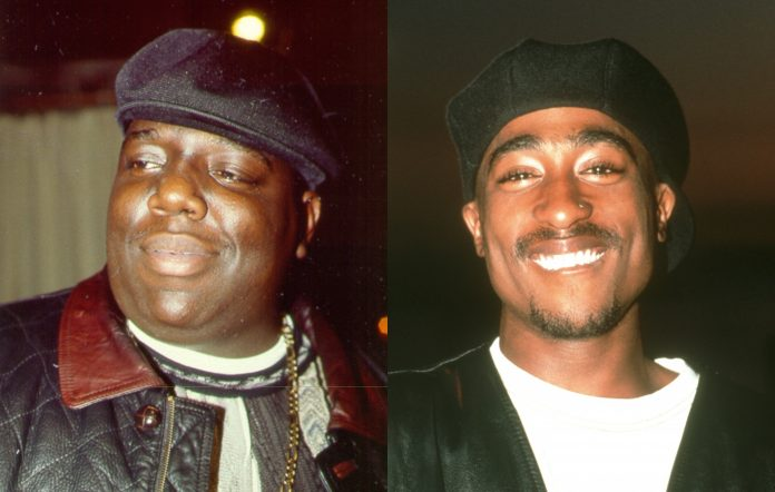 The Notorious B.I.G and Tupac are set to receive their own Gold Line Funko figures
