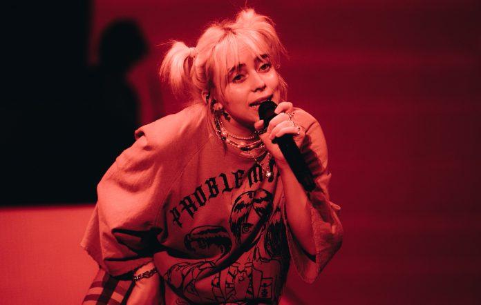 Billie Eilish. Credit: Rich Fury/Getty Images