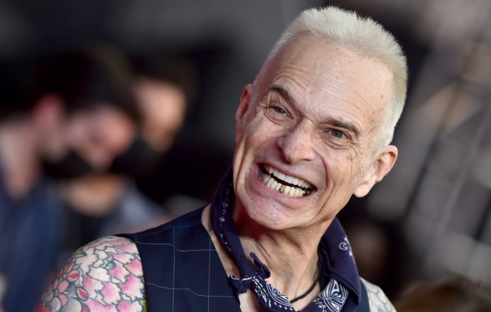 David Lee Roth. Credit: Axelle/Bauer-Griffin/FilmMagic