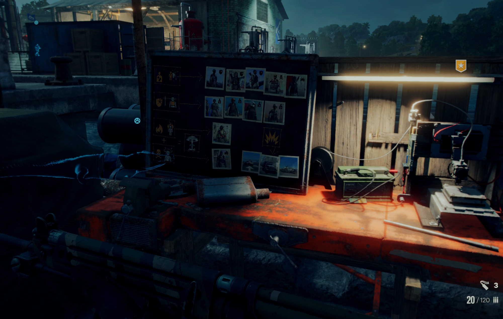 Far Cry 6 Workbench