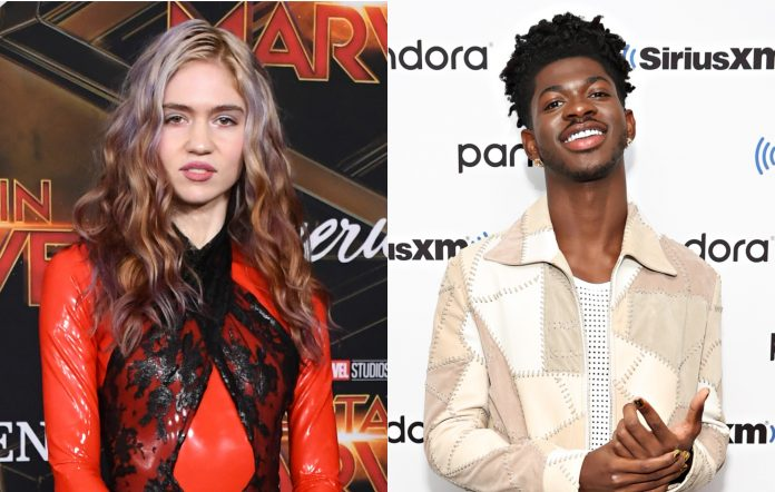 Grimes and Lil Nas X