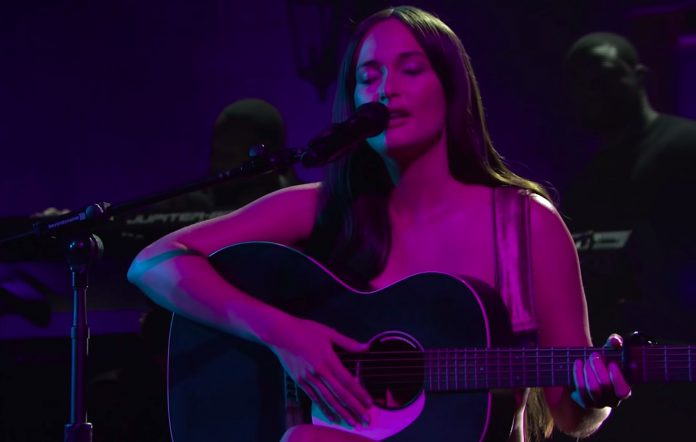 Kacey Musgraves performs on 'Saturday Night Live'