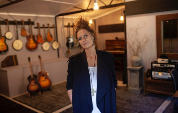Kasey Chambers launched competition to record one artist's EP for free at The Rabbit Hole studios