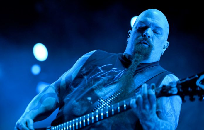 Kerry King of Slayer
