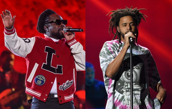 Listen to J. Cole and Wale team up on new track 'Poke It Out'