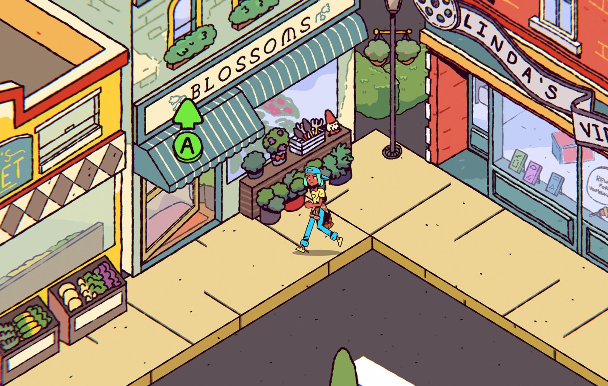 The Big Con shops