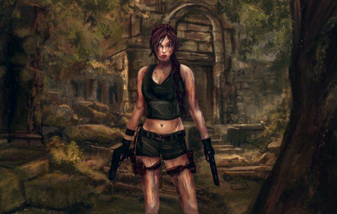 Tomb Raider. Credit: Nel Antopina
