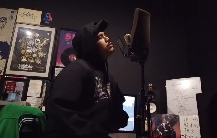 Watch A. Nayaka cover Kanye West's 'Moon'