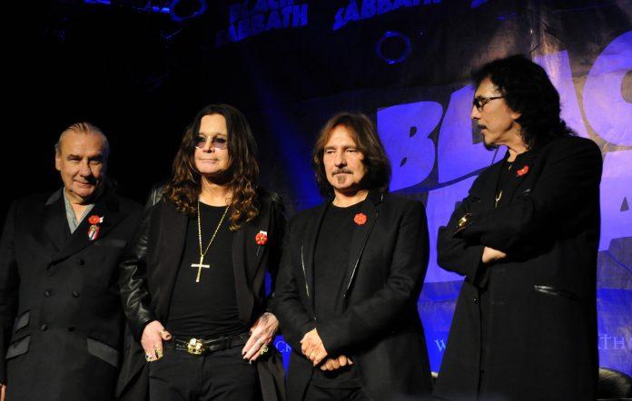 black sabbath bill ward reunion new album