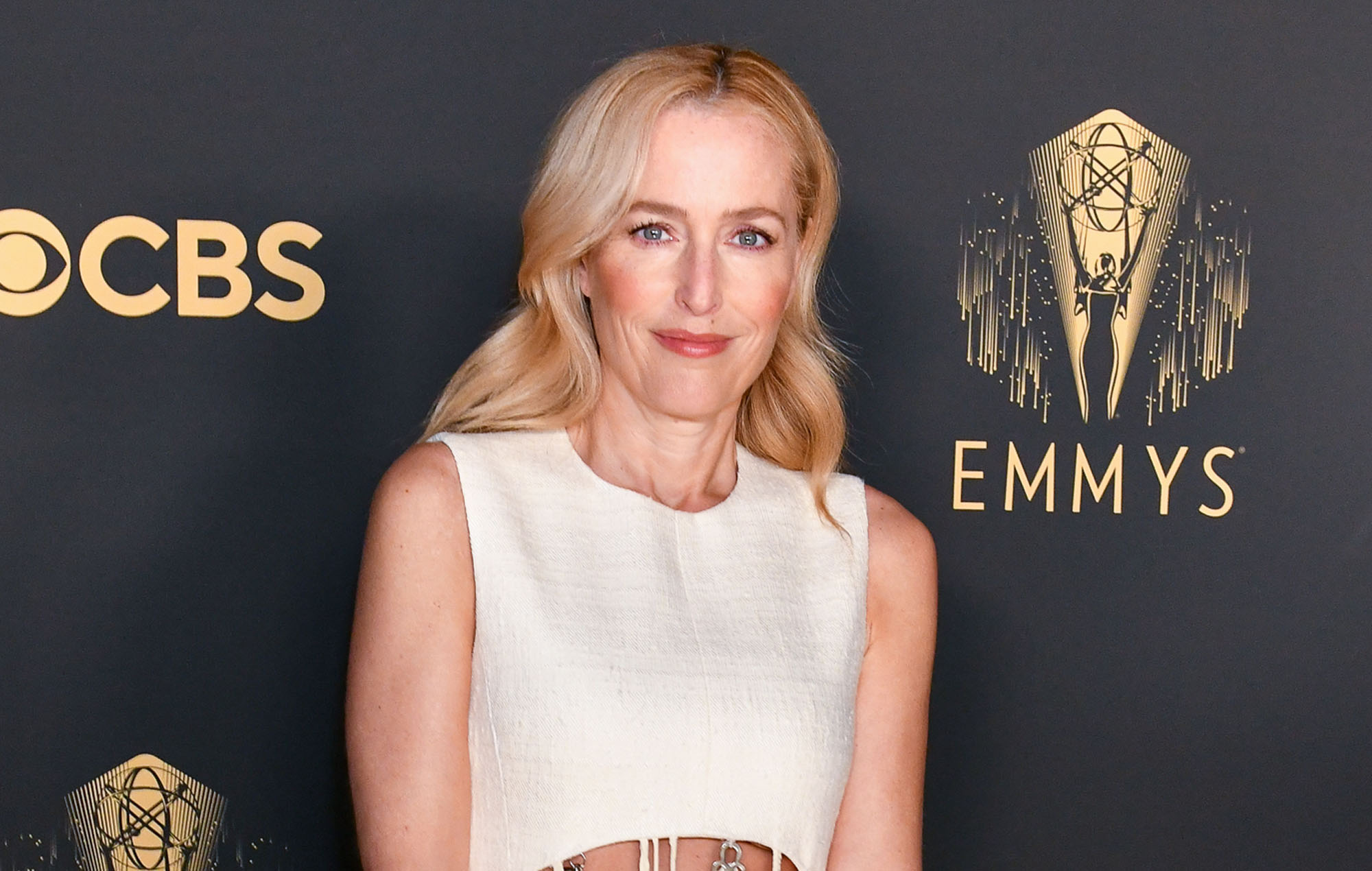 Gillian Anderson shares first image from 'The Great' season two
