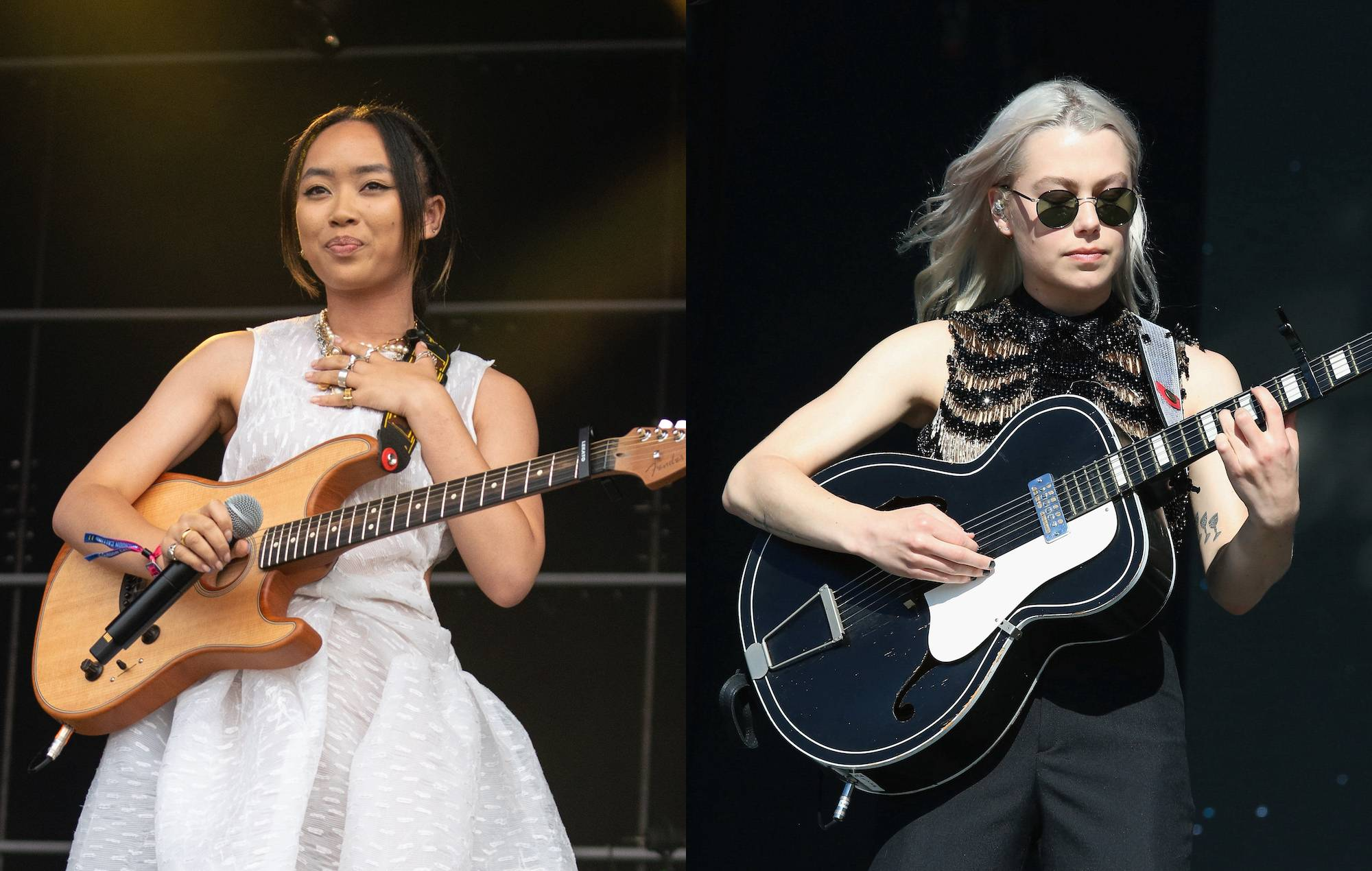 COSMO  Watch Griff cover Phoebe Bridgers' 'Kyoto' for YouTube challenge