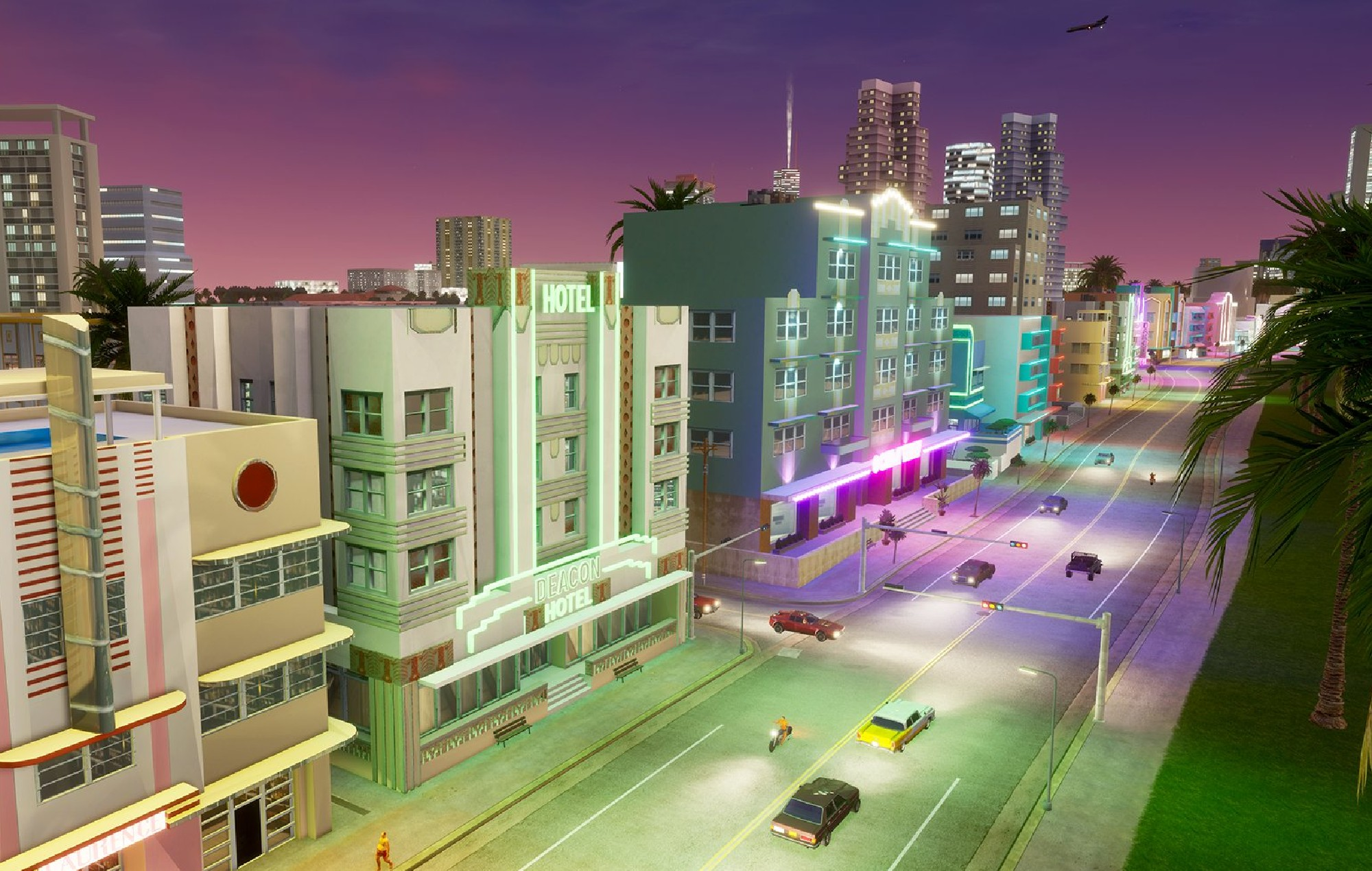 Grand Theft Auto: Vice City - The Definitive Edition