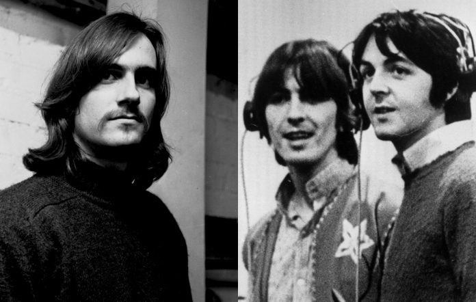James Taylor and The Beatles