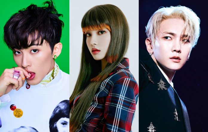 k-pop songs september 2021 need to hear nct 127 stayc itzy shinee key day6 young k wonho